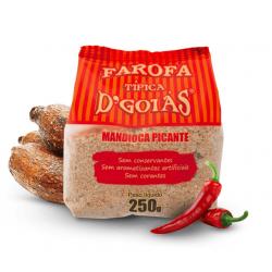 Farofa Mandioca Tipica D´Goias 250gr Pic