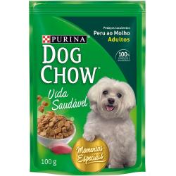 Alimento Cães Dog Chow 100gr  Adulto Tod