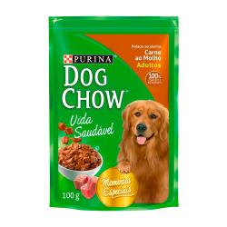 Alimento Cães Dog Chow 100gr Adulto Todo
