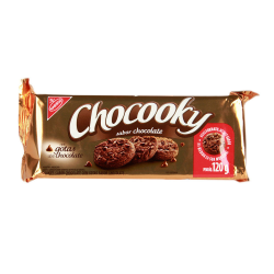 Biscoito Chocooky 120gr Chocolate