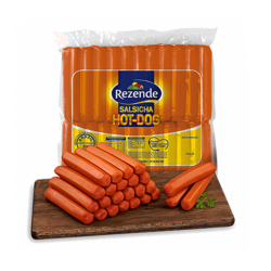 Salsicha Hot Dog Rezende Kg