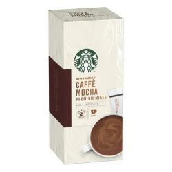 Café Solúvel Starbucks Stick 88gr Mocha