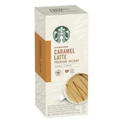 Café Solúvel Starbucks Stick 86gr Carame