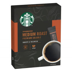 Café Solúvel Starbucks Stick 23gr Medium