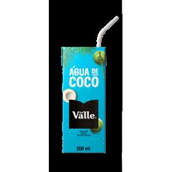 Água De Coco Del Valle 200ml Tradiciona
