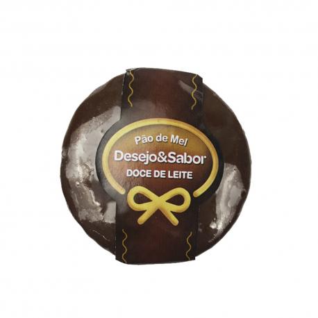 Pão de Mel Desejo e Sabor 80gr Doce de L