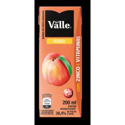 Néctar Del Valle Mais 200ml Pêssego