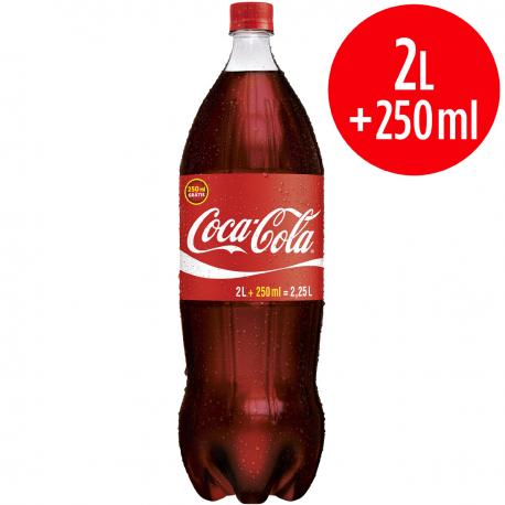 Refrigerante Pet 2lt Coca Cola +250ml Gr