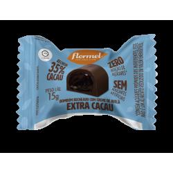Bombom Flormel Zero 15gr Extra