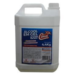 Alcool Gel 70INPM Cenap GL 4,4kg