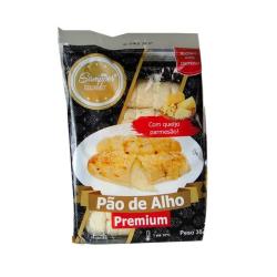 Pão de Alho Sampper Gourmet 380gr Premiu