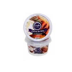 Creme De Alho Gourmet Sampper 200Gr Trad