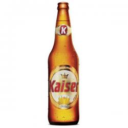 Cerveja 600ml Kaiser Pilsen Retornável