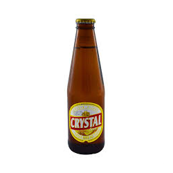 Cerveja Crystal Pilsen Long Neck 250ml