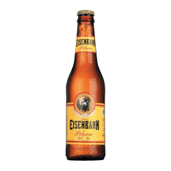 Cerveja Eisenbahn Long Neck 355ml Puro M