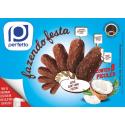 Kit Picolé Perfetto Fazendo Festa 400Gr Coco Choco