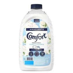 Amaciante Comfort 3lt Puro Cuidado