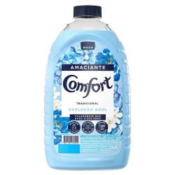Amaciante Comfort 3lt Explosão Azul