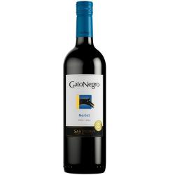 Vinho Gato Negro 750ml Merlot