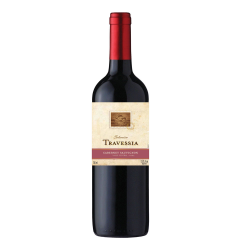 Vinho Travessia 750ml Tinto