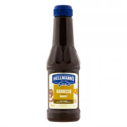 Molho Barbecue Hellmans 400g Whisky