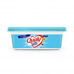 Creme Vegetal Qualy Vita 250gr Sem Sal