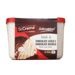 Sorvete Sr.Creme 2lt Chocolate Suiço/Bra