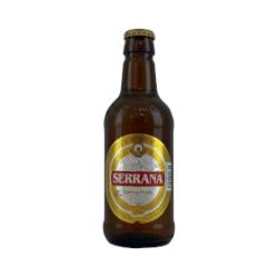 Cerveja Serrana 300ml Retornável