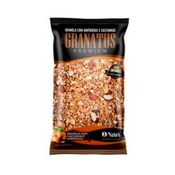 Granola Granatus Premium 500Gr Amendoas/castanhas