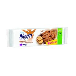 Biscoito Cookies Nesfit Nestlé 60gr Bana