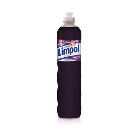 Detergente Limpol 500ml Jabuticaba