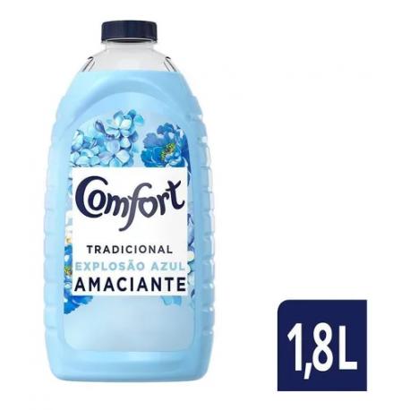Amaciante Comfort 1,8lt Explosão Azul