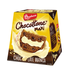 Chocottone Bauducco Maxi 550gr Chocolate