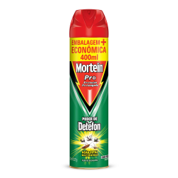 Inseticida Mortein Ação Total 400Ml Poder Detefon