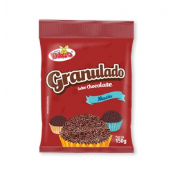 Chocolate Granulado Ki-Doçura 150Gr