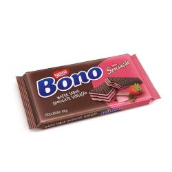 Biscoito Wafer Nestlé Bono 110gr Sensaçã