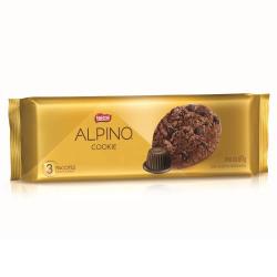 Biscoito Cookies Nestle 60gr Alpino