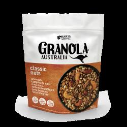 Granola Ausralian Harts 300Gr Classic Nuts