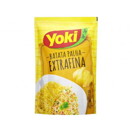 Batata Palha Yoki 100gr Extra Fina Tradi
