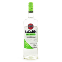 Rum Bacardi 980ml Big Apple