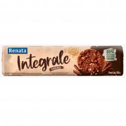 Biscoito Renata Integrale 150gr Cacau