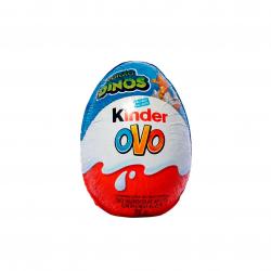 Chocolate Surpresa Kinder Ovo 20Gr Meninos