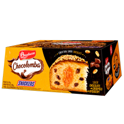 Colomba Pascal Bauducco 650gr Snickers