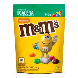 Confeito M&Ms Amendoim 148gr