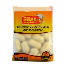 Bolinhos Congelados Elias 500gr Mandioca