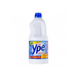 Agua Sanitária Ypê Leve 2Lt Pague 1,8LT