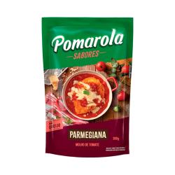 Molho Pomarola Receita Sache 300gr Parme