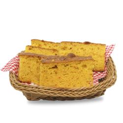 Bolo Cake Cenoura com Cobertura Kg