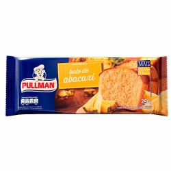 Bolo Pullman 250gr Abacaxi