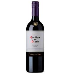 Vinho Casillero Del Diablo 750ml Merlot